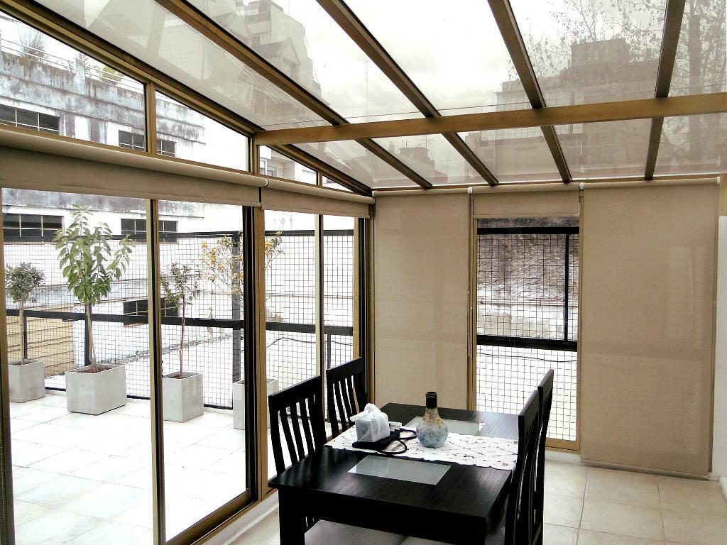 Terrazas y balcones abril cerramientos - Balcones y terrazas ...
